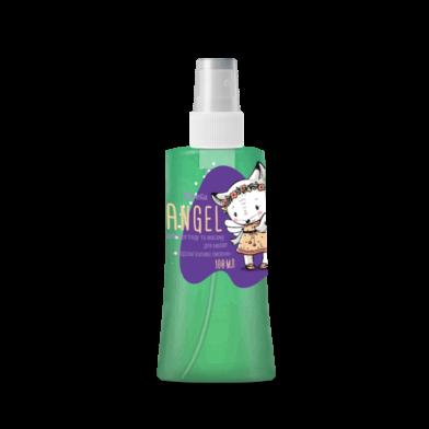 """Jerelia-06017, Масло для ухода и массажа для малышей 0+ """"Стеснительный лисенок"""", Jerelia ANGEL"""