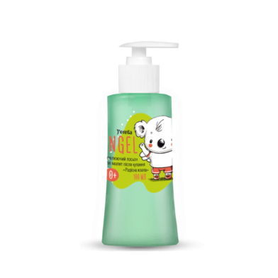 """Jerelia-06020, Восстанавливающий лосьон для малышей после купания 0+ """"Радостная коала"""", Jerelia ANGEL"""