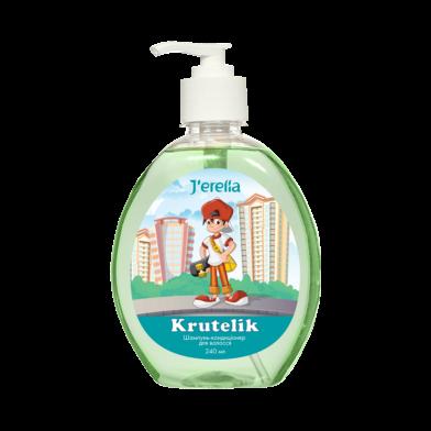 Jerelia-52201, Шампунь-кондиционер для волос для мальчиков Krutelik, Джерелия, Jerelia Krutelik