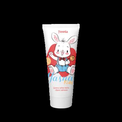 """Jerelia-08313, Детская зубная паста """"Милый зайчонок"""". От 1 года, Jerelia YASNA"""