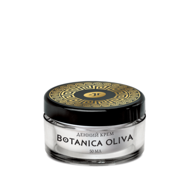 Jerelia-00708, Дневной крем с оливковым скваленом, Jerelia BOTANICA OLIVA