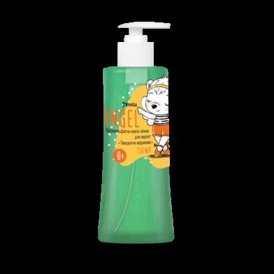 """Jerelia-06017, Безсульфатне мыло-пенка для малышей 0+ """"Танцующий медвежонок"""", Jerelia ANGEL"""