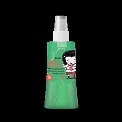 """Jerelia-06021, Успокаивающее детское масло для массажа животика 0+ """"Забавный ежик"""", Jerelia ANGEL"""