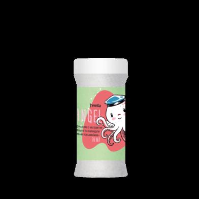 """Jerelia-06022, Детская присыпка с экстрактом ромашки и календулы 0+ """"Сообразительный осьминожка"""", Jerelia ANGEL"""