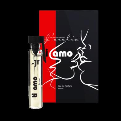 Jerelia Parfa: Пробник парфюмированной воды для мужчин Ti amo, Джерелия 24064